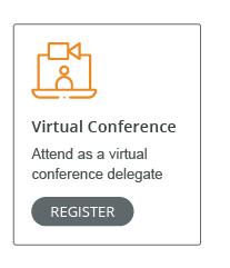 Button: Virtual Conference